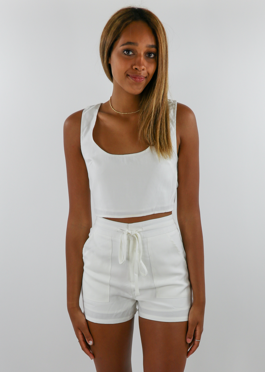 Magic In The Hamptons Top ★ White - Rock N Rags