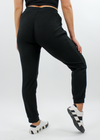 Wild World Thermal Joggers ★ Black - Rock N Rags