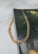 Chunky Chain Necklace ★ Gold