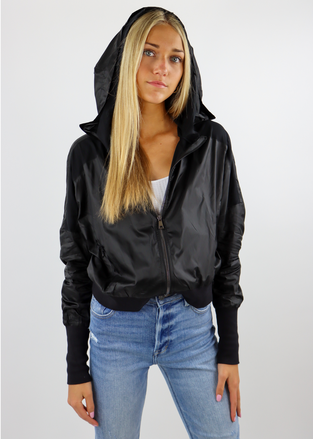 Mood Swings Windbreaker ★ Black