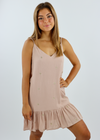 Dancing In The Moonlight Dress ★ Mauve