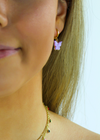 Butterfly Kisses Earrings ★ Lavender - Rock N Rags