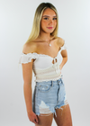 Paradise Top ★ Ivory