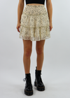 Lost In Time Skirt ★ Cream