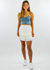Summertime Magic Skirt ★ White - Rock N Rags
