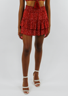 Start Me Up Skirt ★ Red - Rock N Rags