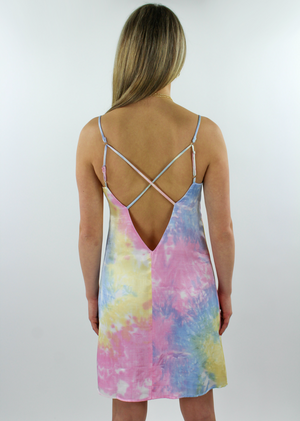 Spice Up Your Life Dress ★ Rainbow - Rock N Rags