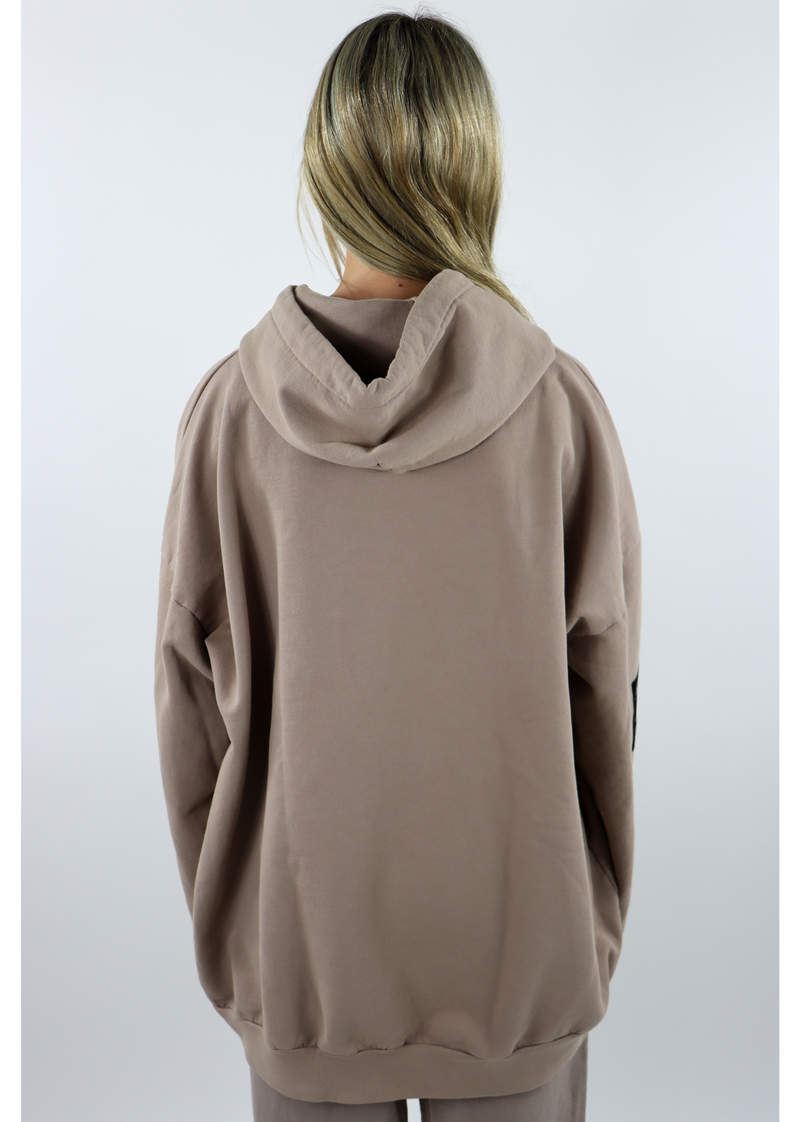 The Essentials Drift 001 Hoodie ★ Tan