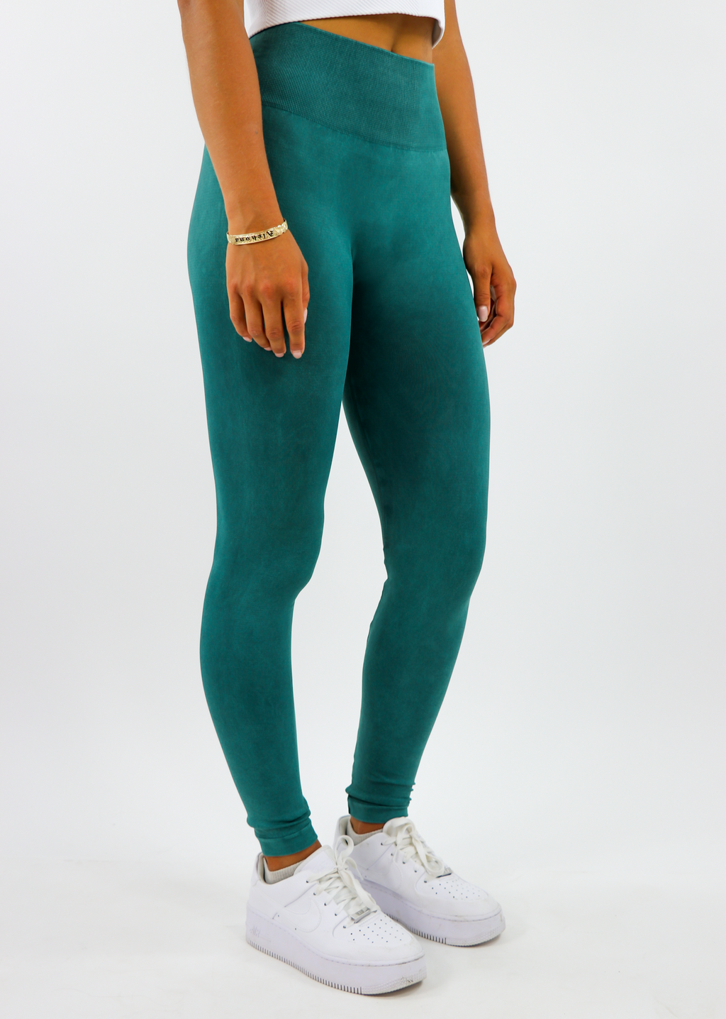 Tide Is High Leggings ★ Jade - Rock N Rags