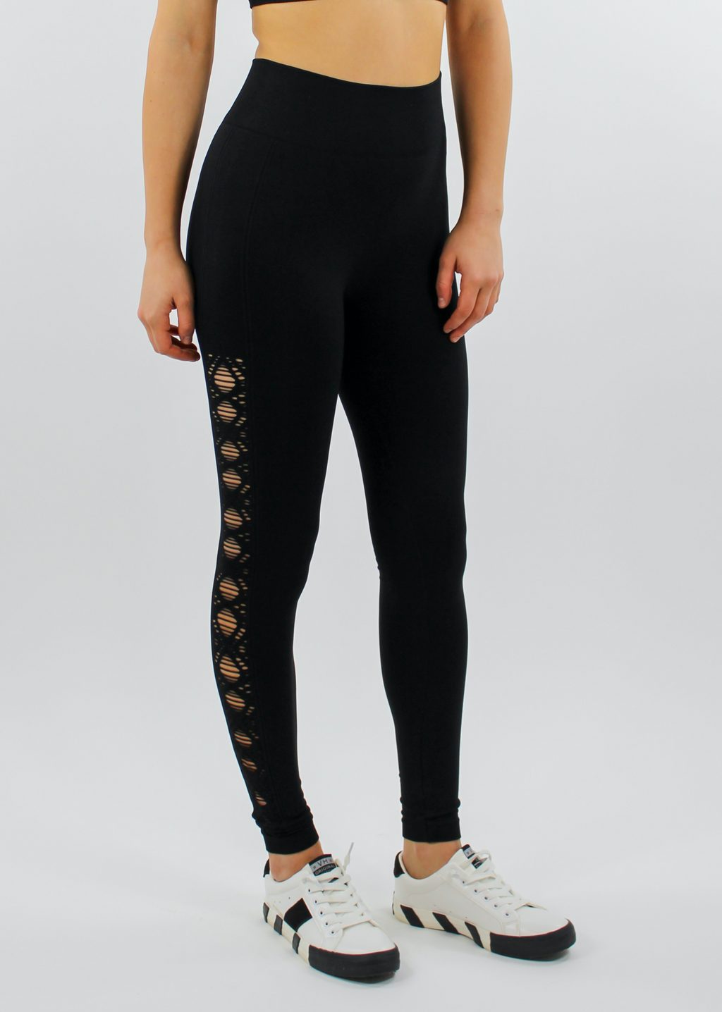 Good as Hell Leggings ★ Black - Rock N Rags