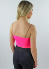 The Dreamer Tank ★ Hot Pink - Rock N Rags