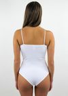 Truth Or Dare Bodysuit ★ White - Rock N Rags