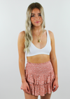 Take The Plunge Bralette ★ White - Rock N Rags