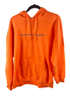 Boys Lie What Are You Going To Do Without Him Hoodie ★ Orange