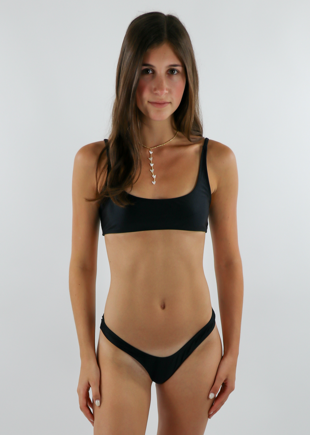 Dani California Bikini Top ★ Black - Rock N Rags