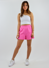 Rock N Rags Signature Sweat Shorts ★ Hot Pink
