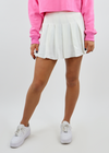 Essential Tennis Skirt ★ White