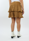 Stolen Dance Skirt ★ Mocha - Rock N Rags