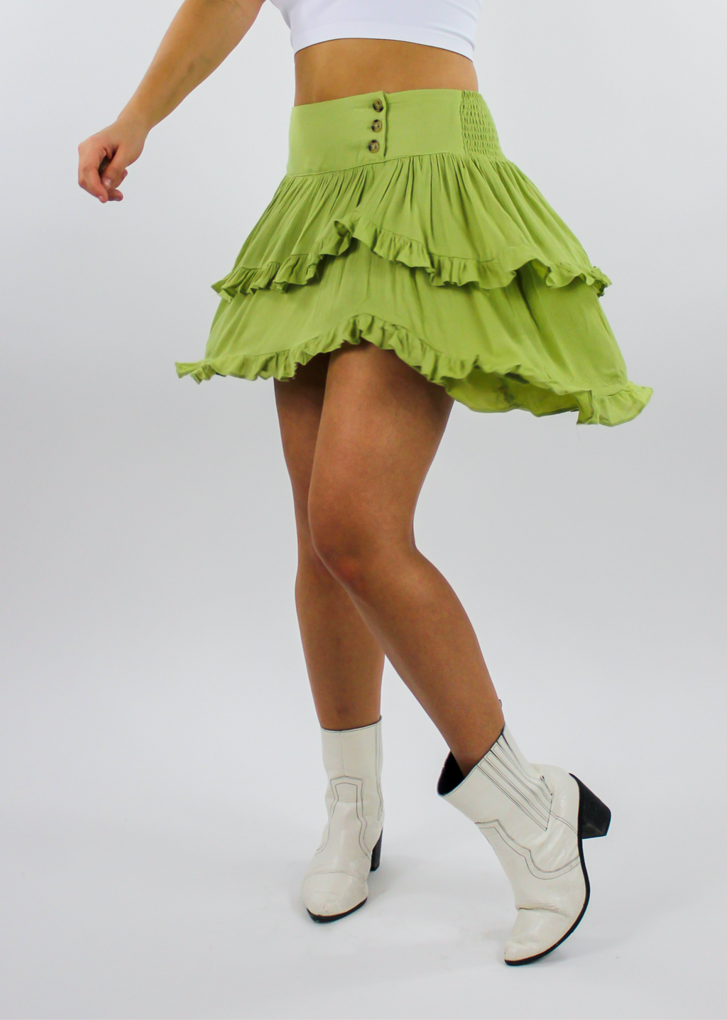 Stolen Dance Skirt ★ Green