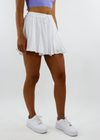 Keep It Simple Shorts ★ White - Rock N Rags