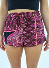Perfect Storm Shorts ★ Maroon - Rock N Rags