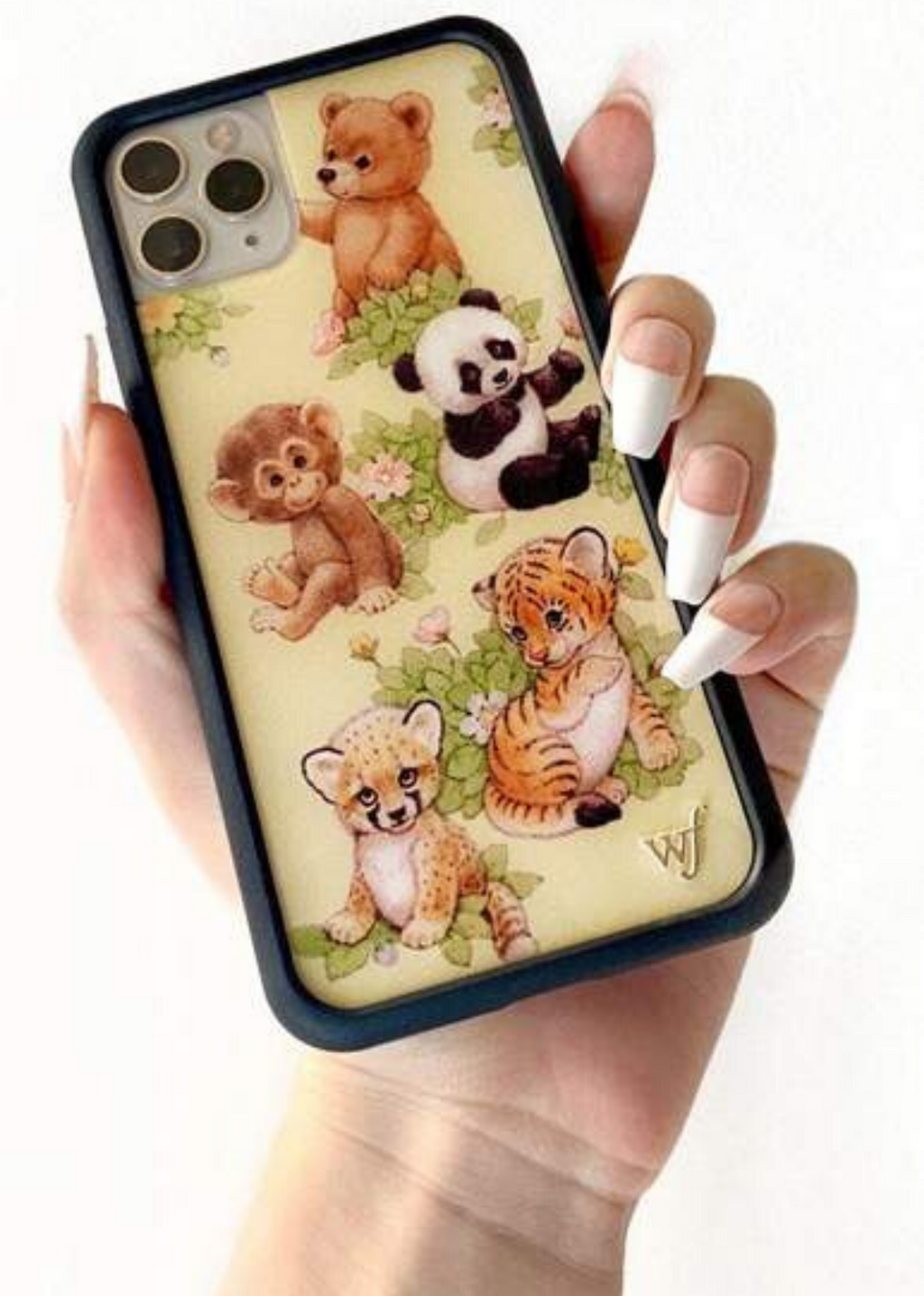 Safari Babies Wildflower IPhone Case ★ Yellow - Rock N Rags
