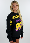 Shadow Hill Icy Lakers Racing Crewneck ★ Black