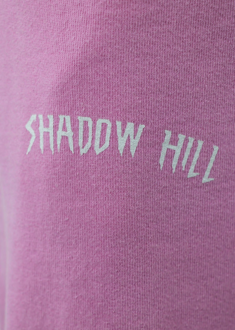 Shadow Hill Rose Merch Sweatpants ★ Pink - Rock N Rags