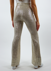 The Chandelier Pants ★ Gold