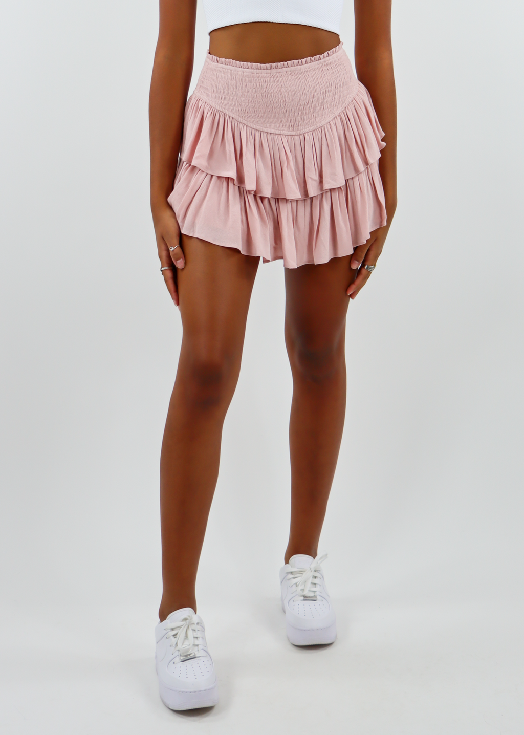 Sunshine Daydream Skirt ★ Dusty Rose