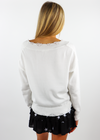 The Sweet Life Sweater ★ White