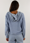 Netflix and Chill Zip Up Hoodie ★ Blue