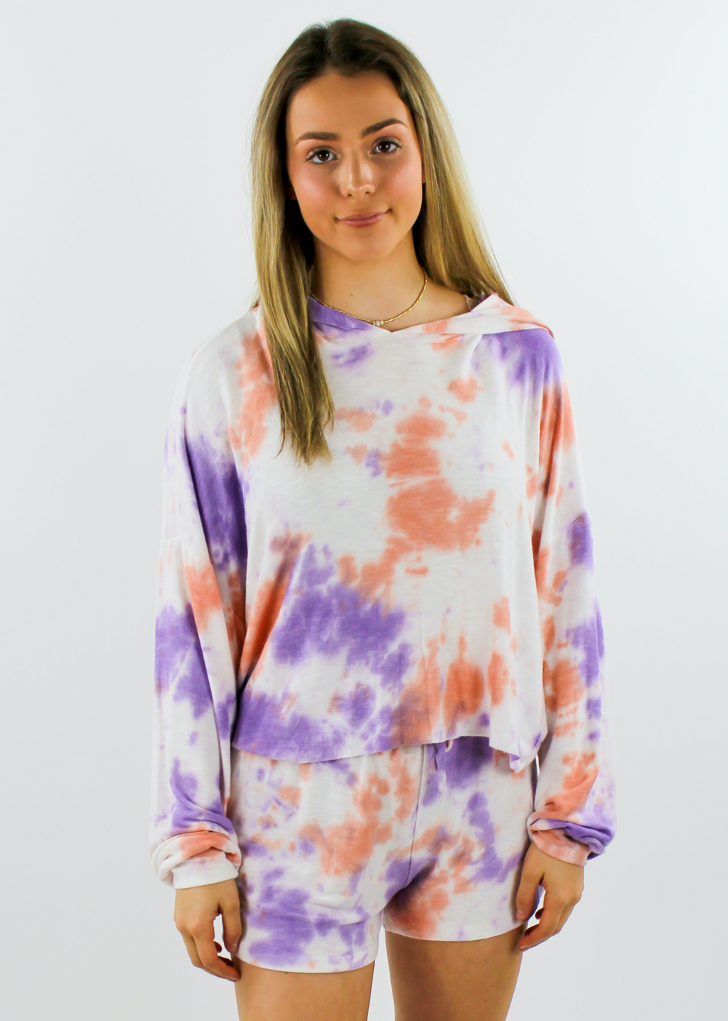 Into The Sunset Hoodie ★ Tie-Dye - Rock N Rags