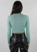 Nice For What Long Sleeve Sweater ★ Mint