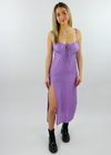 Astroworld Dress ★ Purple - Rock N Rags