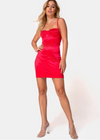Girl In Red Dress ★ Red - Rock N Rags