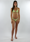 Tidal Wave Bikini Bottom ★ Neon Crocodile - Rock N Rags