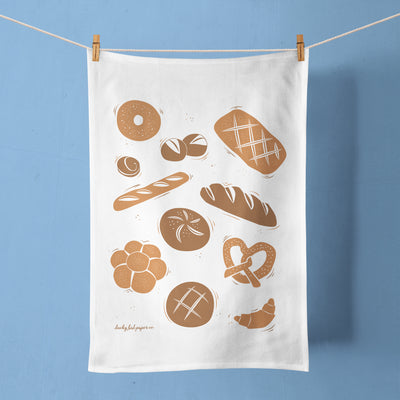 Back Away From the Paper Towel - 10 Ways to Use Tea Towels