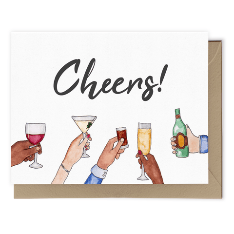 Cheers! Card