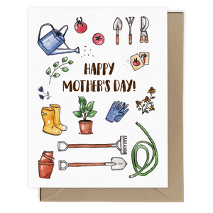 Gardening Mamma - Happy Mother's Day