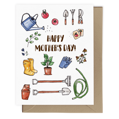 Gardening Mamma | Mother's Day Card