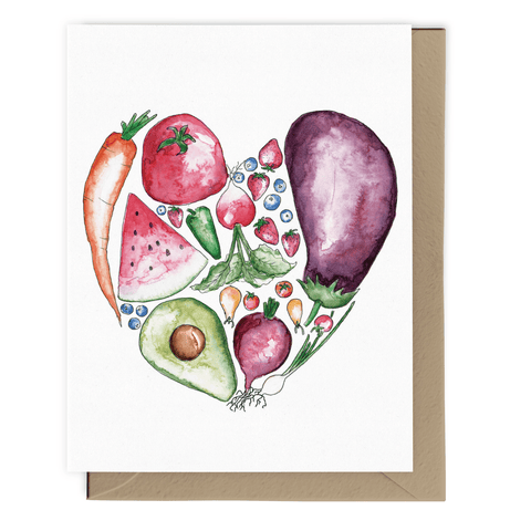 Harvest Heart Card