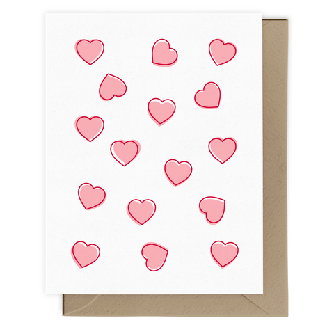 Little Hearts Card