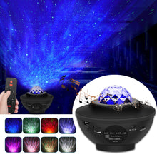Load image into Gallery viewer, Starry Galaxy LED Projector