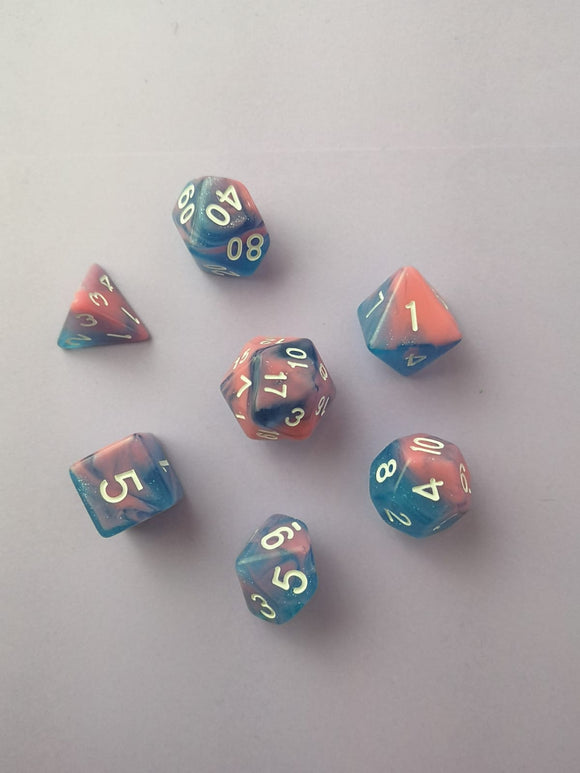 Miami Vice Dice