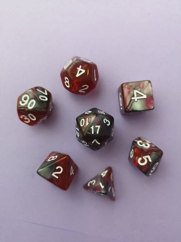 Dragon's Blood Dice