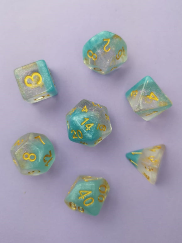 Daylight Stars Dice