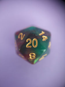 Elf's Dream Dice Set