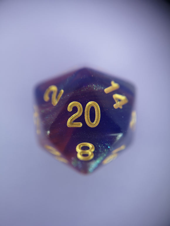 Jester Dice Set