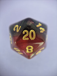 Ruby Dice Set